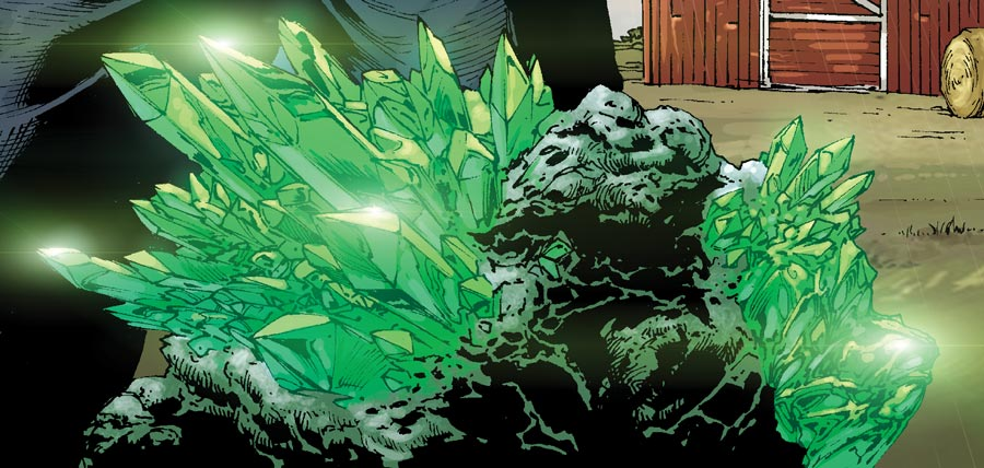 Kryptonite - dccomics.com